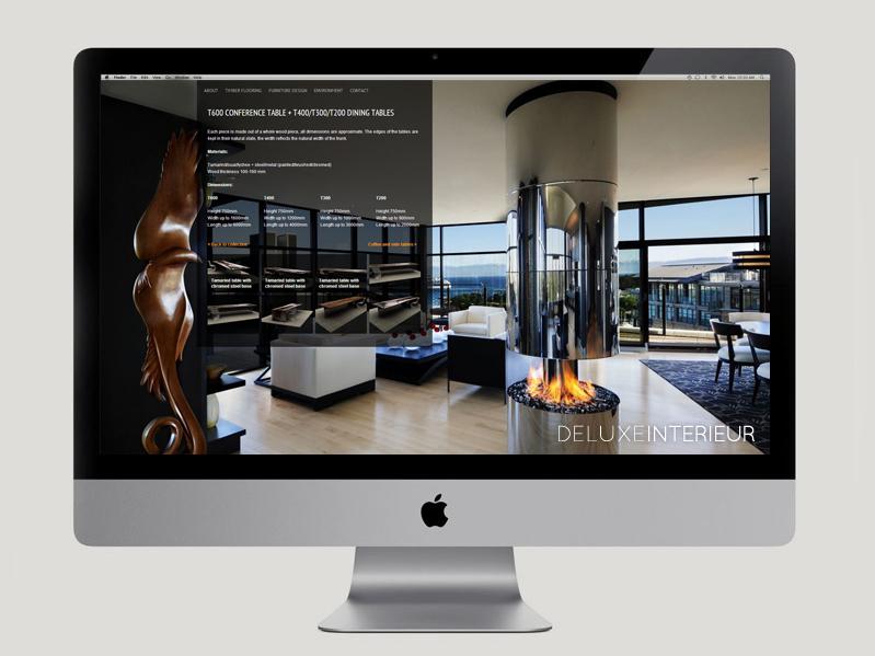 Deluxe Interieur Web Presence