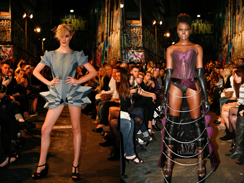 Urban Upbringing Catwalk