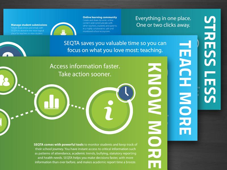 SEQTA 8 page Brochure