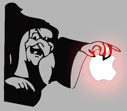 apple tax wicked witch