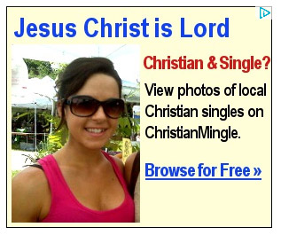 pointblank christian women dating site Orphan adoption by single parents is not supported by christian  churches dismiss singles who wish to  many christians who told me point-blank that only.